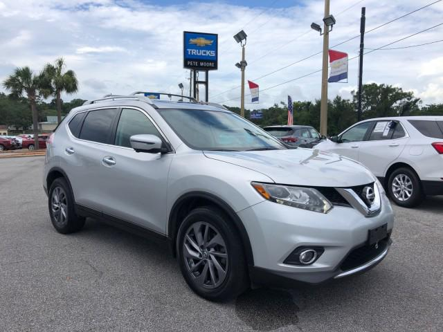2016 Nissan Rogue SL for sale in PENSACOLA, FL