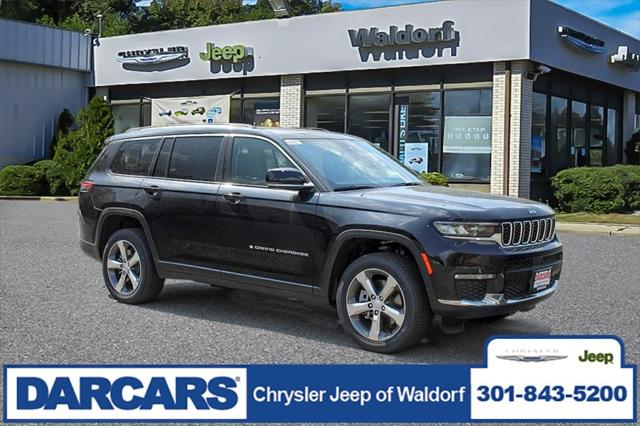 2021 Jeep Grand Cherokee Limited for sale in Waldorf, MD