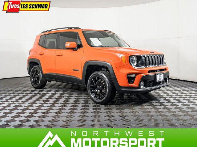 2019 Jeep Renegade Altitude for sale in Puyallup, WA