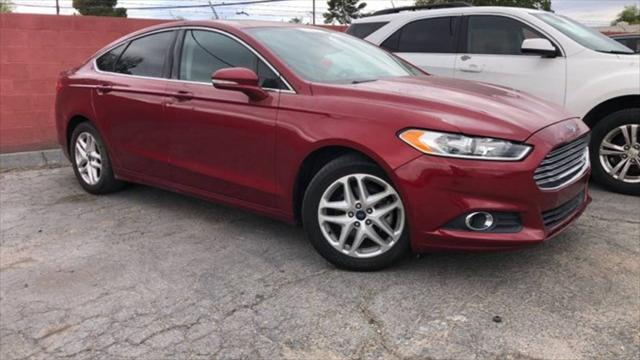 2016 Ford Fusion SE for sale in Las Vegas, NV