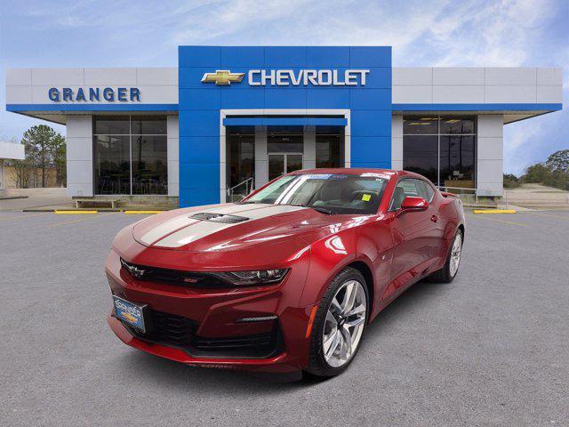 2021 Chevrolet Camaro 2SS for sale in West Orange, TX