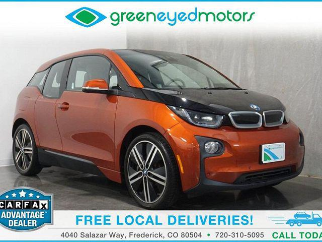 2014 BMW i3 4dr HB for sale in Frederick, CO