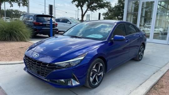 2021 Hyundai Elantra SEL for sale in Boerne, TX