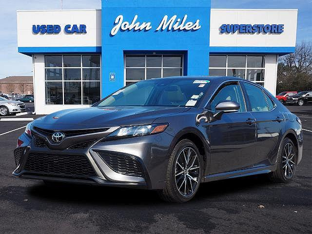 2021 Toyota Camry SE for sale in Conyers, GA