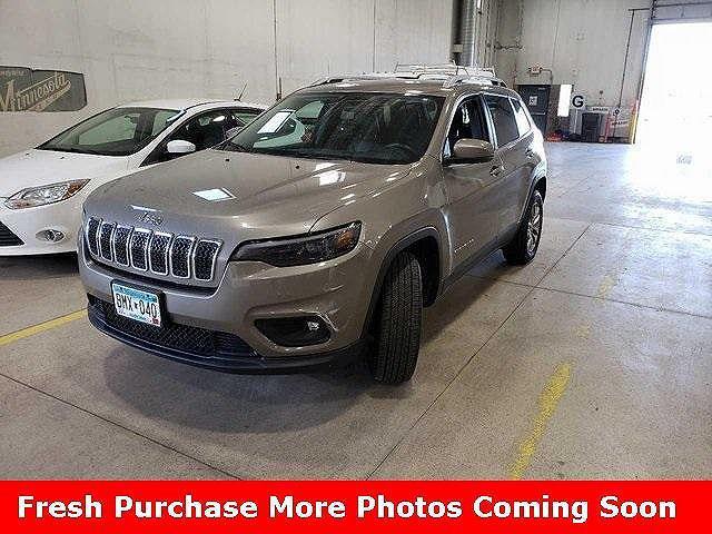 2019 Jeep Cherokee Latitude Plus for sale in Perham, MN