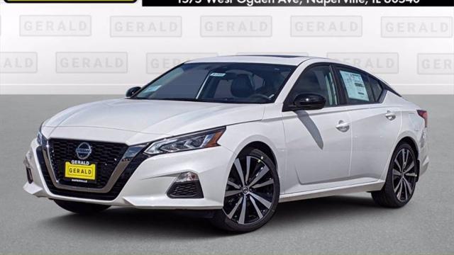 2021 Nissan Altima 2.5 SR for sale in Naperville, IL