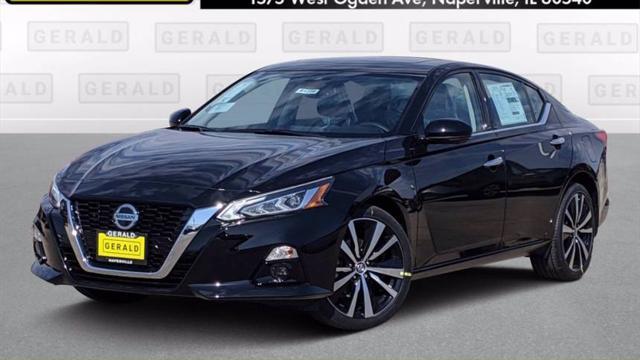 2021 Nissan Altima 2.5 Platinum for sale in Naperville, IL