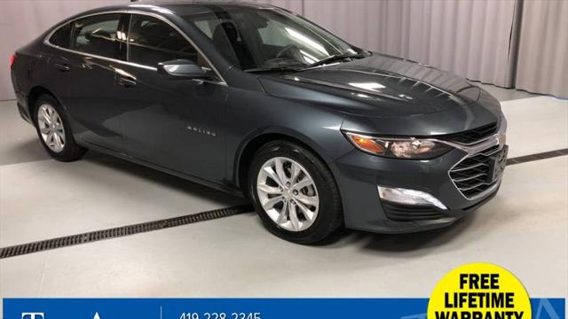 2020 Chevrolet Malibu LT for sale in Lima, OH