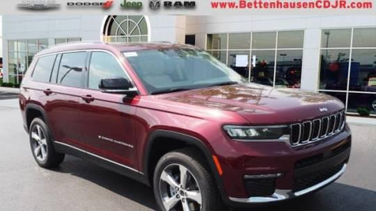 2021 Jeep Grand Cherokee Limited for sale in Tinley Park, IL