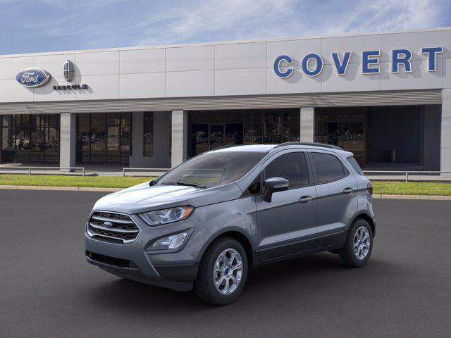 2021 Ford EcoSport SE for sale in Austin, TX