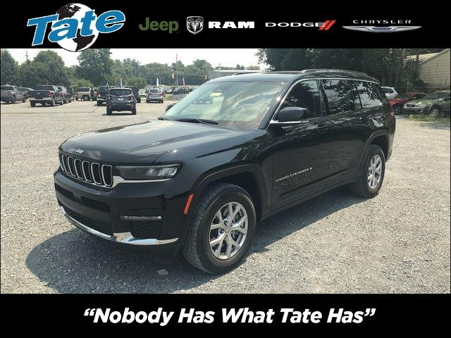 2021 Jeep Grand Cherokee Limited for sale in Frederick, MD