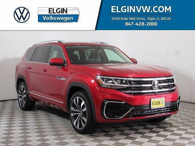 2021 Volkswagen Atlas 3.6L V6 SEL Premium R-Line for sale in Elgin, IL
