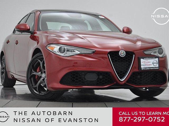 2017 Alfa Romeo Giulia Ti for sale in Evanston, IL