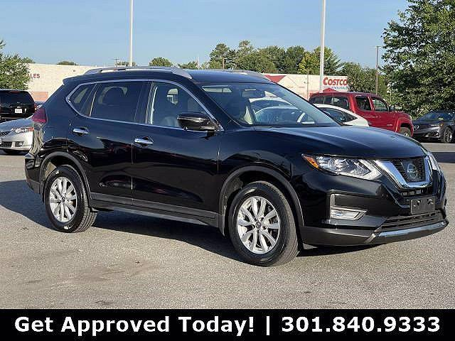 2017 Nissan Rogue SV for sale in Gaithersburg, MD