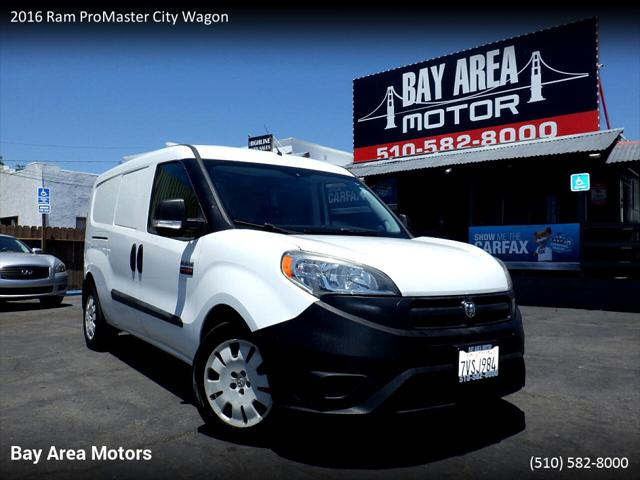 2016 Ram ProMaster City Cargo Van Tradesman for sale in Hayward, CA