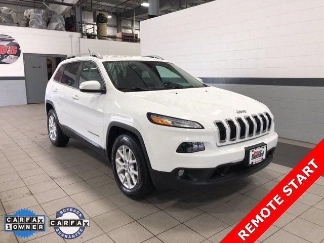 2017 Jeep Cherokee Latitude for sale in Lancaster, MA