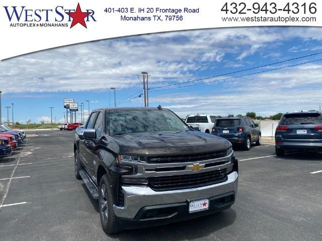 2019 Chevrolet Silverado 1500 LT for sale in Monahans, TX