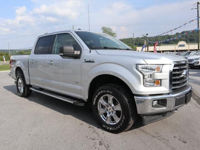 2017 Ford F-150 XLT 4WD SUPERCREW 5.5 BO for sale in Knoxville, TN