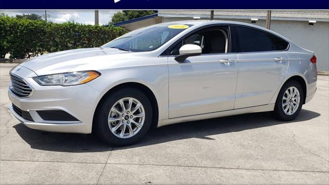 2018 Ford Fusion S for sale in Sebring, FL