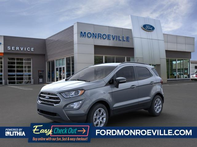 2021 Ford EcoSport SE for sale in Monroeville, PA