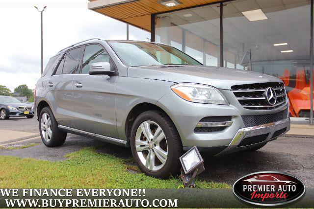 2014 Mercedes-Benz M-Class ML 350 for sale in Waldorf, MD
