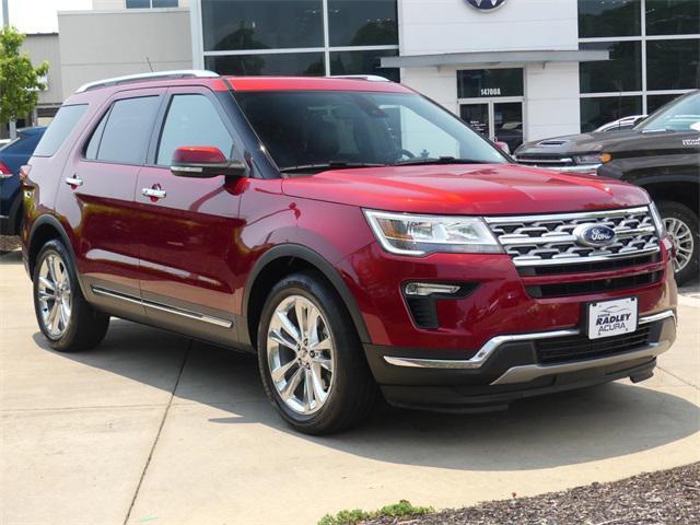 2018 Ford Explorer Limited for sale in Woodbridge, VA