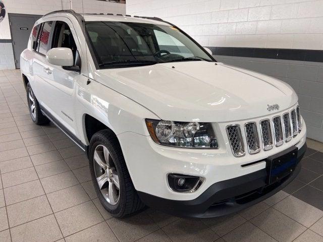 2016 Jeep Compass High Altitude Edition for sale in Lancaster, MA