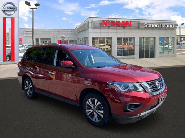 2018 Nissan Pathfinder S [1]