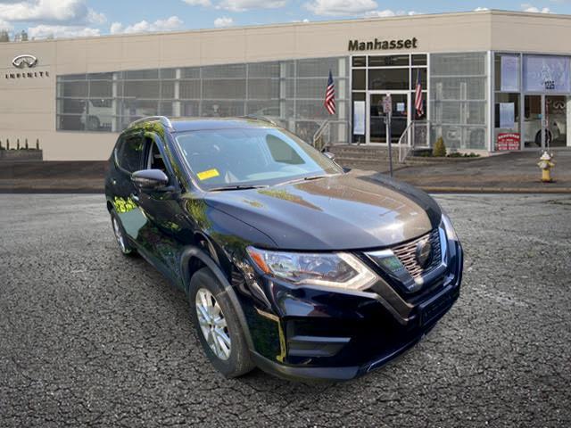 2018 Nissan Rogue SV [8]