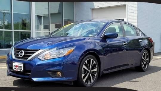 2018 Nissan Altima 2.5 SR for sale in Fairfax, VA