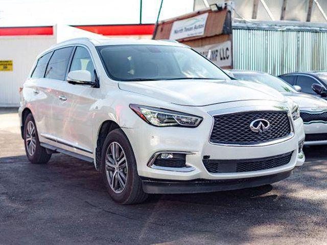 2017 INFINITI QX60 FWD for sale in Denton, TX