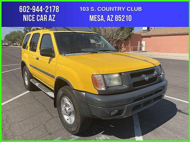 2001 Nissan Xterra SE for sale in Mesa, AZ