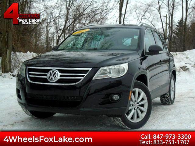 2011 Volkswagen Tiguan SE 4Motion for sale in Fox Lake, IL