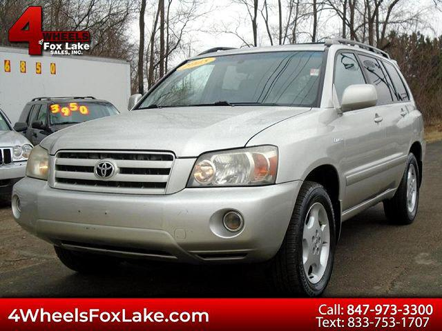 2005 Toyota Highlander Unknown for sale in Fox Lake, IL