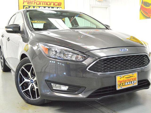 2017 Ford Focus SEL for sale in Joliet, IL