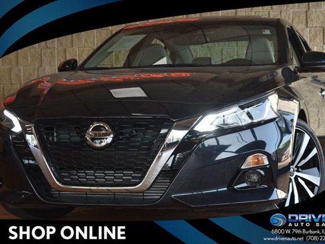 2020 Nissan Altima 2.0 Platinum for sale in Burbank, IL