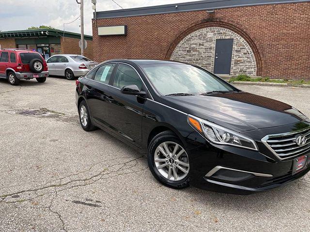 2017 Hyundai Sonata 2.4L for sale in Columbus, OH