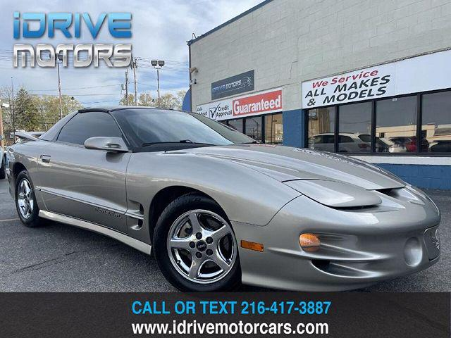 2001 Pontiac Firebird Trans Am for sale in Cleveland, OH