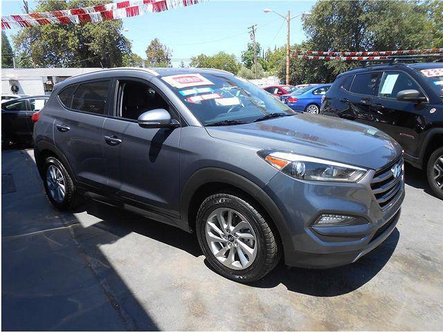 2016 Hyundai Tucson Eco for sale in Roseville, CA