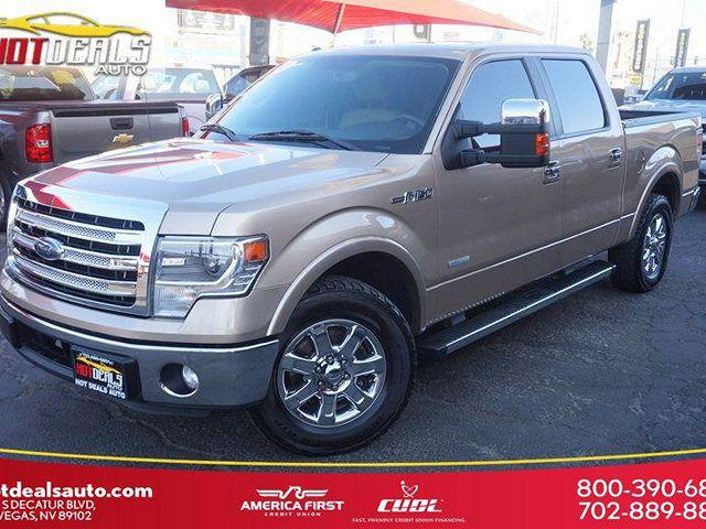 2014 Ford F-150 Lariat for sale in Las Vegas, NV