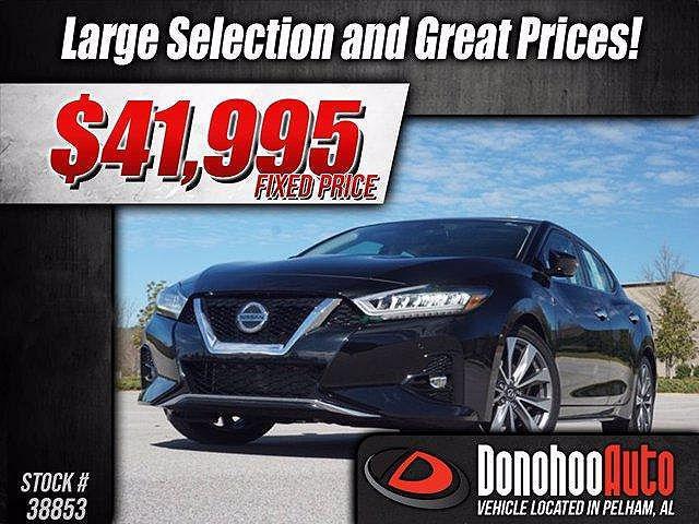 2020 Nissan Maxima Platinum for sale in Pelham, AL
