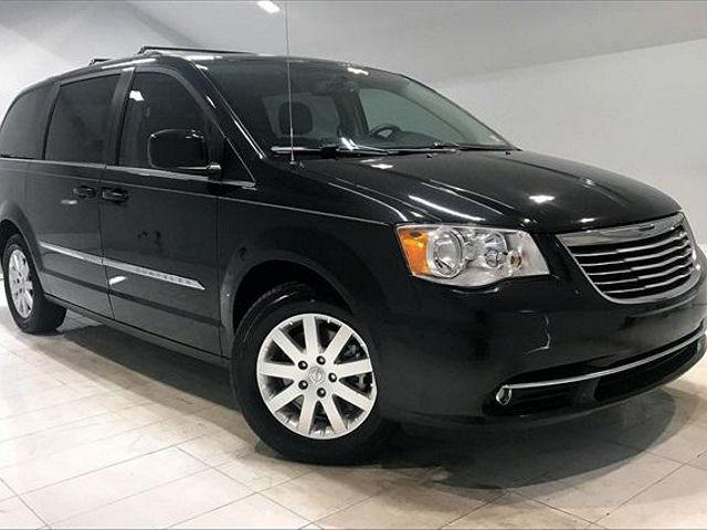 2015 Chrysler Town & Country Touring for sale in Stafford, VA