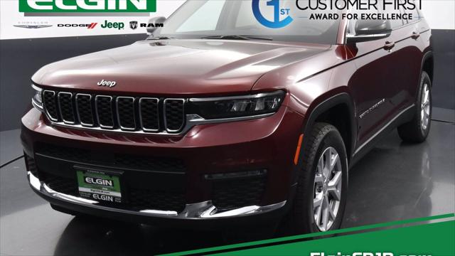 2021 Jeep Grand Cherokee Limited for sale in Streamwood, IL