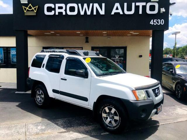 2012 Nissan Xterra Pro-4X 4WD for sale in Englewood, CO