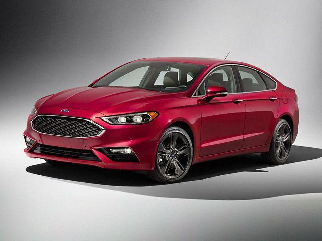 2018 Ford Fusion S for sale in Pomona, CA