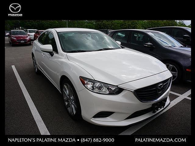 2015 Mazda Mazda6 i Touring for sale in Palatine, IL