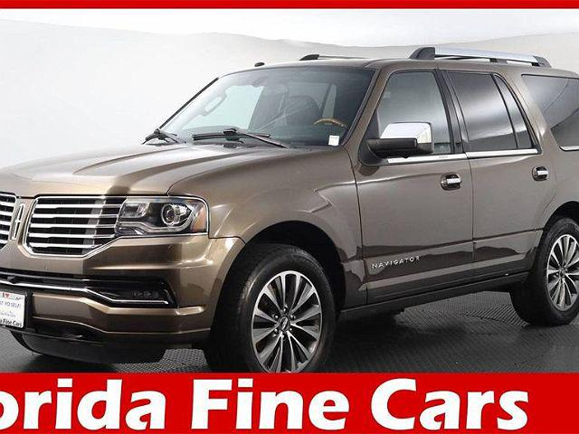 2017 Lincoln Navigator Select for sale in West Palm Beach, FL