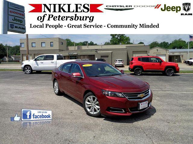 2017 Chevrolet Impala LT for sale in Petersburg, IL