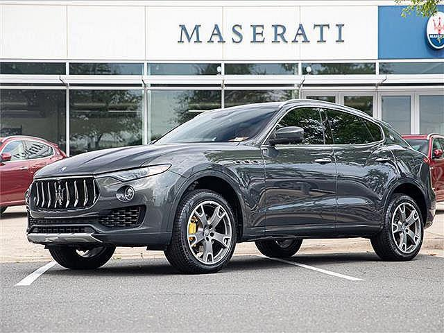 2017 Maserati Levante 3.0L for sale in Sterling, VA