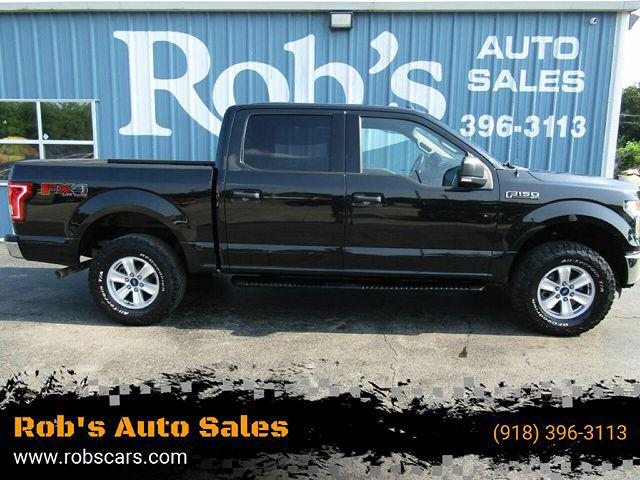 2015 Ford F-150 XLT for sale in Skiatook, OK